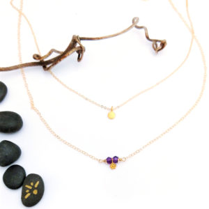 Necklaces in Gold-Fill