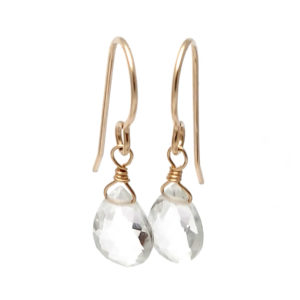 GF Quartz Petite Earring copy
