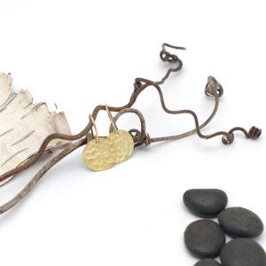 Gold-Filled Earrings